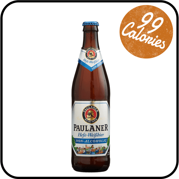 Paulaner Alcohol Free Wheat Beer Dry Drinker
