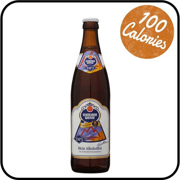 Schneider Weisse Alcohol Free Dry Drinker wheat beer