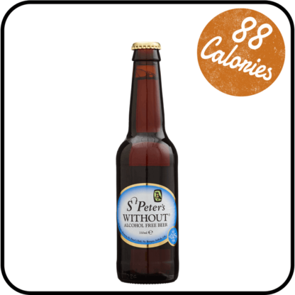 St Peter's Without alcohol free ale