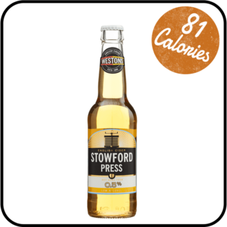 alcohol free Stowford Press Cider