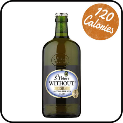 st peter's without gold alcohol free beer