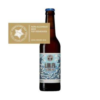 ü.NN alcohol free craft IPA