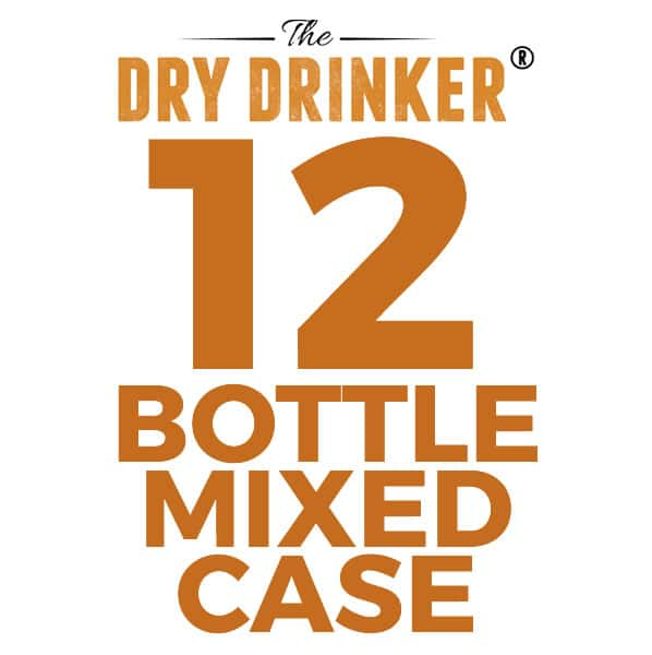 pick your own alcohol free Dry Drinker mixed case