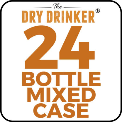 Pick your own mixed case - 12 bottles/cans | Dry Drinker | Alcohol free | Beers | Ciders