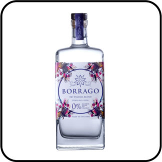 Borrago #47 Paloma Blend Non-Alcoholic Spirit 500ml