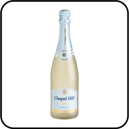 Chapel Hill Alcohol Free Sparkling Wine Dry Drinker