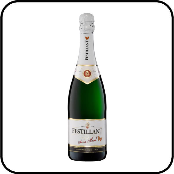Festillant Alcohol Free Sparkling Wine