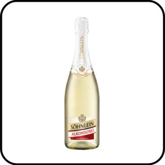 Sohnlein Brilliant Alcohol Free Sparkling Wine Dry Drinker