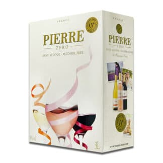 Pierre Zéro Alcohol Free White Wine Box