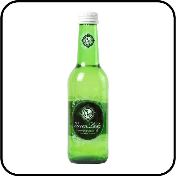 Green Lady Sparkling Tea Dry Drinker