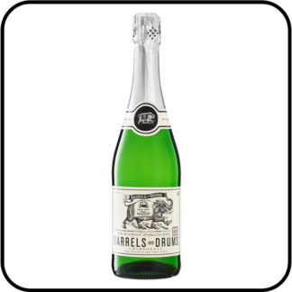 Barrels and Drums Non Alcoholic Sparkling Chardonnay