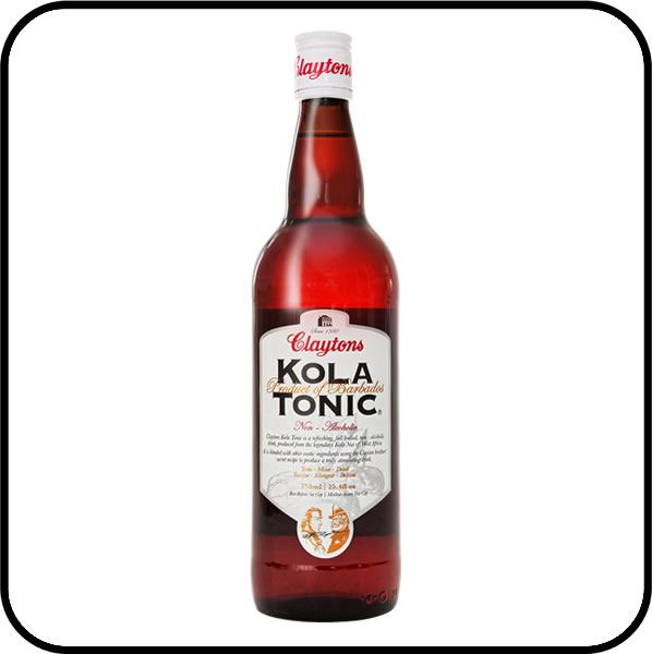 Claytons Kola Tonic 1 x 70cl
