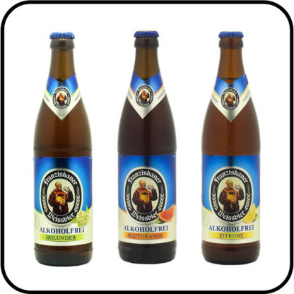 Franziskaner Fruit Beer Mixed Case