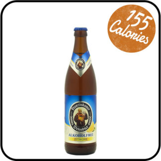 Franziskaner Lemon | Alcohol Free | Fruit Beer | Dry Drinker