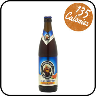 Franziskaner Orange | Alcohol Free | Fruit Beer | Dry Drinker
