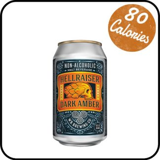 Hellraiser Dark Amber Non Alcoholic Beer