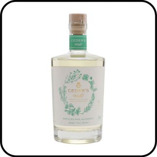 Ceder's Wild Non Alcoholic Spirit 50cl buy online from Dry Drinker
