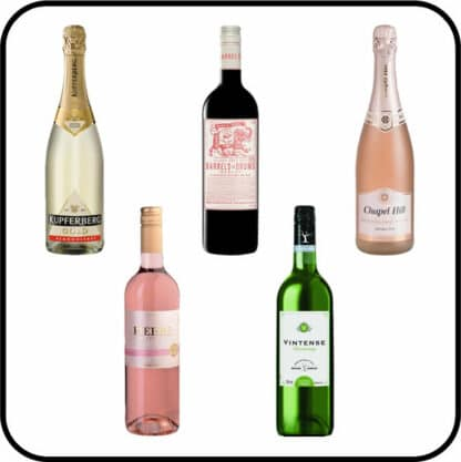 Wine Selection Box Dry Drinker Buy online
