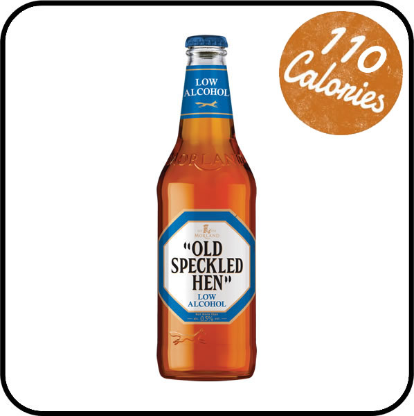 d7f4edb55f5 Old Speckled Hen Low Alcohol | Dry Drinker | Greene King / Morland | Ale