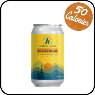 Athletic Brewing Upside Dawn Non Alcoholic Golden Ale
