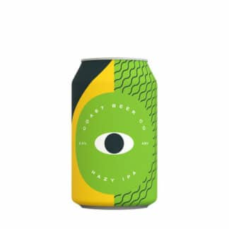 Bottle of Coast Beer Co Hazy IPA 0.0% on sale from Dry Drinker