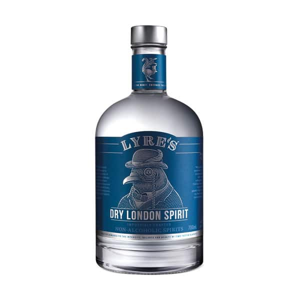LYRE'S Dry London Non Alcoholic Spirit Buy online from Dry Drinker.