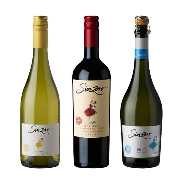 Dry Drinker Chilean Mixed Wine Case