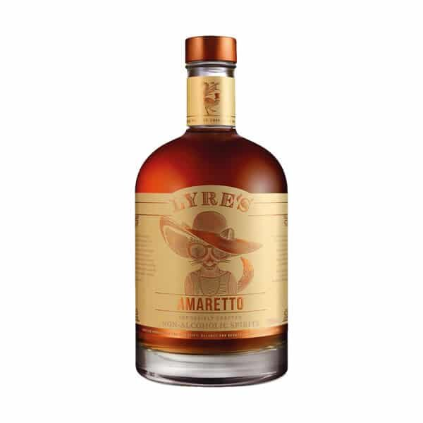 Lyre's Amaretti Buy online from Dry Drinker.