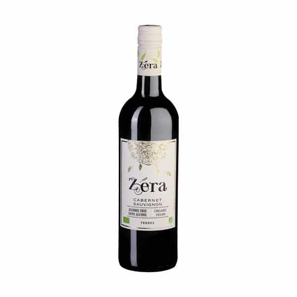 Bottle of Zera Cabernet Sauvignon 0%