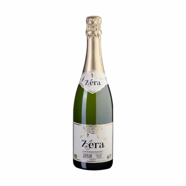 Bottle of Zera Chardonnay Sparkling