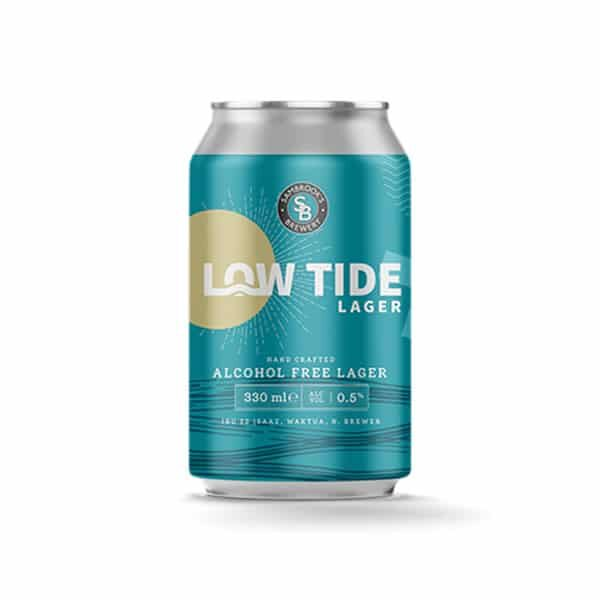 Dry Drinker Low Tide Lager 0.5%