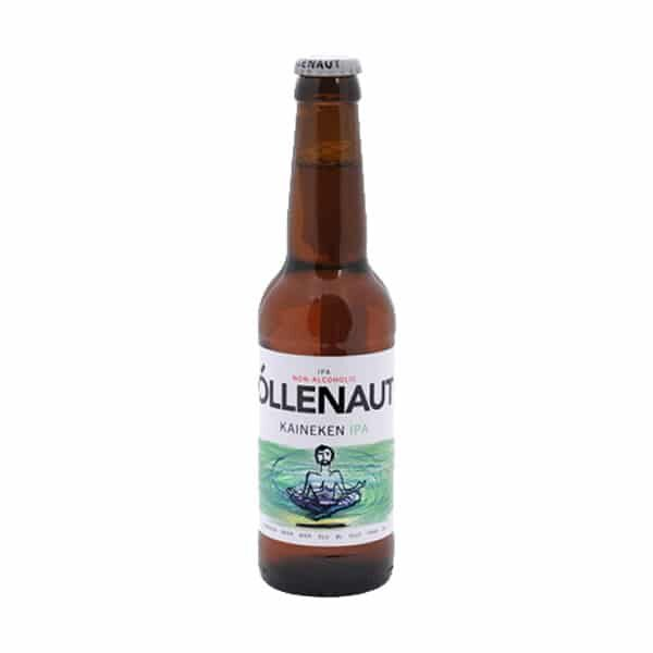 Bottle of Kaineken IPA