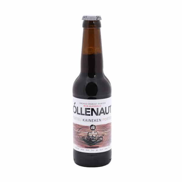 Bottle of Kaineken Porter