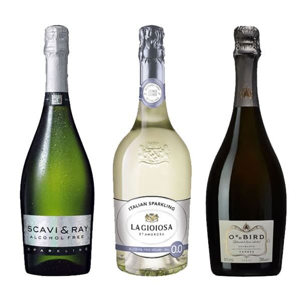 Love Prosecco mixed sparkling wine box