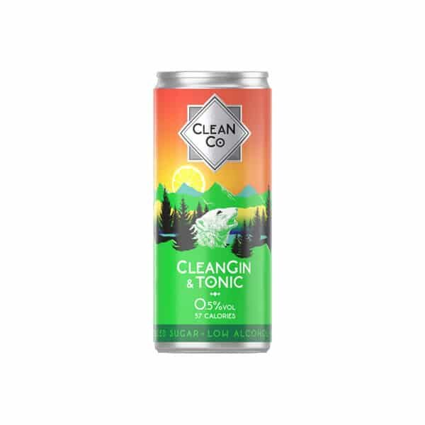 CleanCoGin & Tonic Buy online from Dry Drinker.