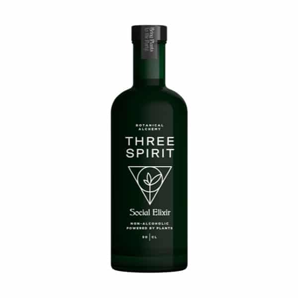 Three Spirit Social Elixir Buy online from Dry Drinker.