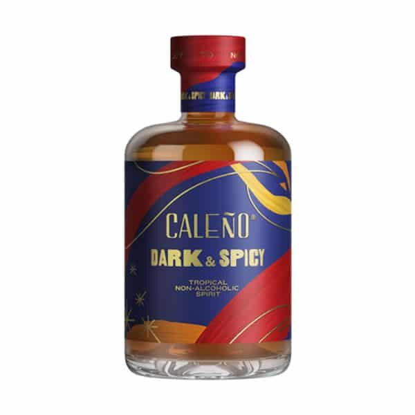 Caleño Dark and Spicy Buy online from Dry Drinker.