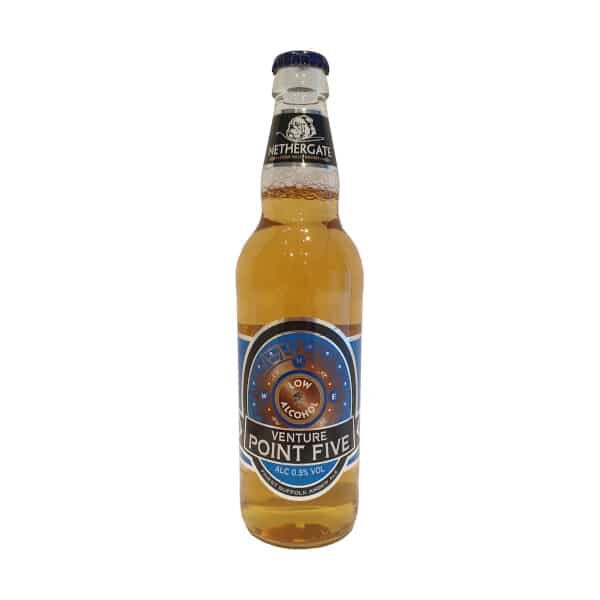 Exclusive: Nethergate Venuture Point Five 0.5% Buy online from Dry Drinker.