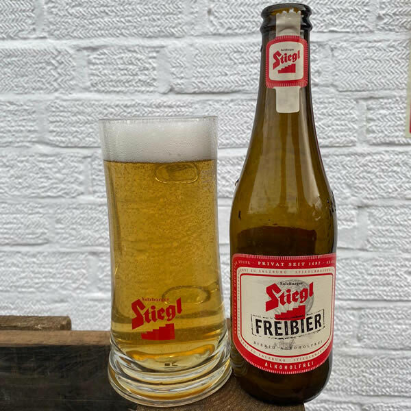 Stiegl Freibier Buy online from Dry Drinker.