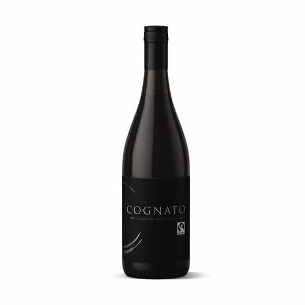Cognato Red alcohol free wine Buy online from Dry Drinker.